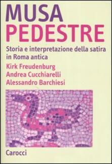 Voluntariadobaleares2014.es Musa pedestre. Storia e interpretazione della satira in Roma antica Image