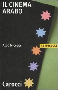 Il cinema arabo - Aldo Nicosia - copertina