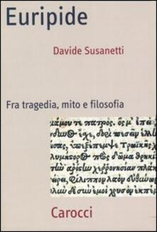 Lpgcsostenible.es Euripide. Fra tragedia, mito e filosofia Image