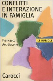 Premioquesti.it Conflitti e interazione in famiglia Image