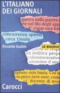 L' italiano dei giornali