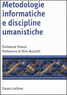 Metodologie informatiche e discipline umanistiche.pdf
