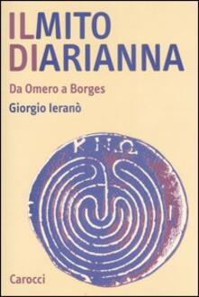 Nicocaradonna.it Il mito di Arianna. Da Omero a Borges Image