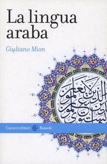 Listadelpopolo.it La lingua araba Image