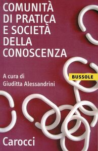 Libro Comunità di pratica e società della conoscenza