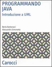 Programmando Java. Introduzione a UML.pdf