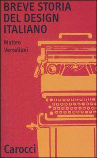 Breve storia del design italiano