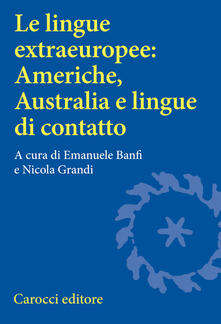 Antondemarirreguera.es Le lingue extraeuropee: Americhe, Australia e lingue di contatto Image