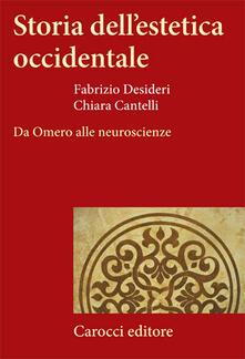 Storia dellestetica occidentale. Da Omero alle neuroscienze.pdf