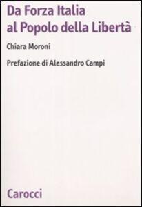 Da Forza Italia al Popolo della libertà