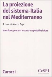 Equilibrifestival.it La proiezione del sistema-Italia nel Mediterraneo. Vocazione, processiin corso e aspettative future Image