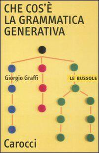 Che cos'è la grammatica generativa