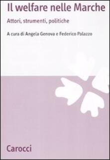Filmarelalterita.it Il welfare nelle Marche. Attori, strumenti, problemi Image