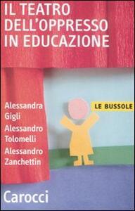 Il teatro dell'oppresso in educazione