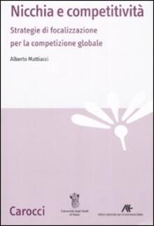 Ascotcamogli.it Nicchia e competitività. Strategie di focalizzazione per la competizione globale Image