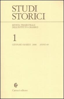 Equilibrifestival.it Studi storici (2008). Vol. 1 Image
