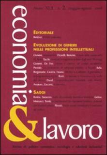 Criticalwinenotav.it Economia & lavoro (2008). Vol. 2 Image