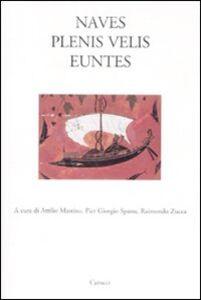 Foto Cover di Naves plenis velis euntes, Libro di  edito da Carocci