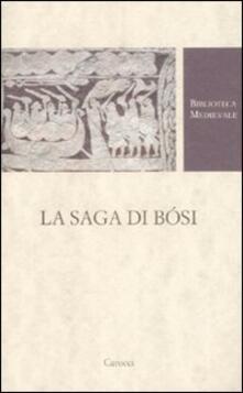 Antondemarirreguera.es La saga di Bósi. Testo norreno a fronte Image