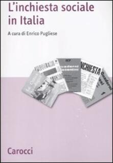Winniearcher.com L' inchiesta sociale in Italia Image