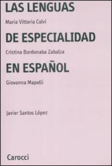 Daddyswing.es Las lenguas de especialidad en español Image