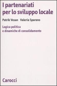 Lpgcsostenible.es I partenariati per lo sviluppo locale. Logica politica e dinamiche di consolidamento Image