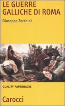 Le guerre galliche di Roma.pdf