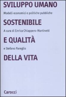 Lpgcsostenible.es Sviluppo umano sostenibile e qualità della vita. Modelli economici e politiche pubbliche Image