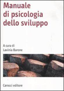 Grandtoureventi.it Manuale di psicologia dello sviluppo Image