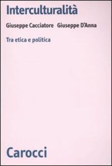 Radiospeed.it Interculturalità. Tra etica e politica Image