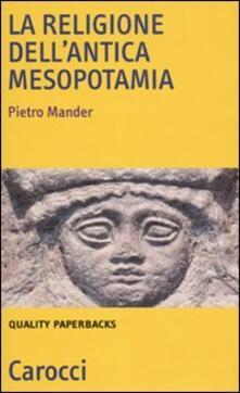 Antondemarirreguera.es La religione dell'antica Mesopotamia Image