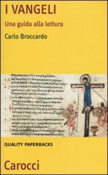 I Vangeli. Una guida alla lettura.pdf
