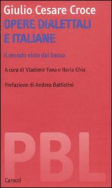 Scacciamoli.it Opere dialettali e italiane. Il mondo visto dal basso Image
