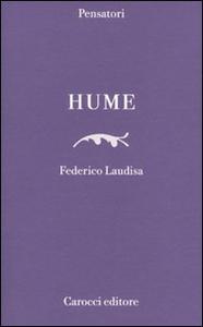 Libro Hume Federico Laudisa