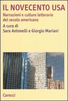 Il novecento USA. Narrazioni e culture letterarie del secolo americano.pdf