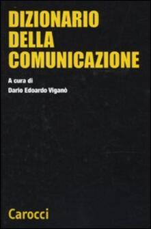 Promoartpalermo.it Dizionario della comunicazione Image