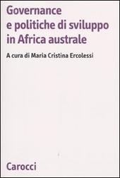 Governance e politiche di sviluppo in Africa australe