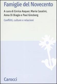 Camfeed.it Famiglie del Novecento. Conflitti, culture e relazioni Image