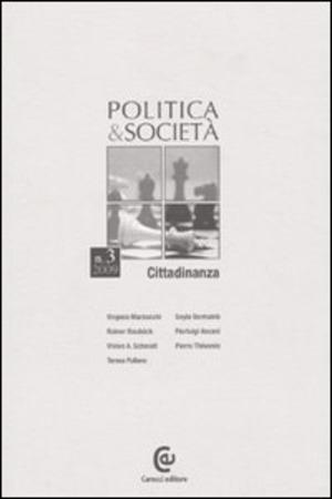 Politica e società (2009). Vol. 3: Cittadinanza.