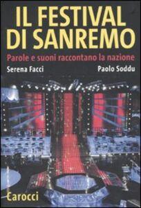 Foto Cover di Il festival di Sanremo. Parole e suoni raccontano la nazione, Libro di AA.VV edito da Carocci