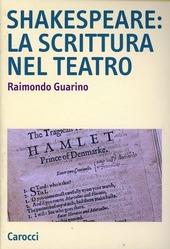 Shakespeare: la scrittura nel teatro