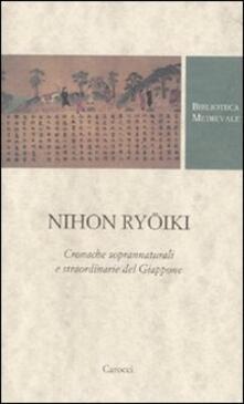 Premioquesti.it Nihon ryoiki. Cronache soprannaturali e straordinarie del Giappone Image