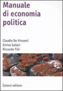 Amatigota.it Manuale di economia politica Image