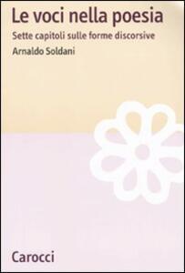 Le voci nella poesia. Sette capitoli sulle forme discorsive