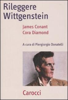 Equilibrifestival.it Rileggere Wittgenstein Image