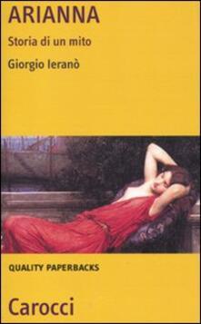 Writersfactory.it Arianna. Storia di un mito Image