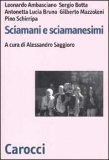 Sciamani e sciamanesimi.pdf