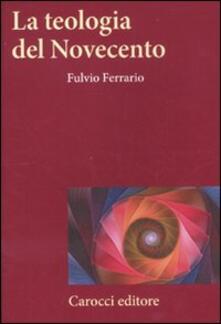 Ilmeglio-delweb.it La teologia del Novecento Image