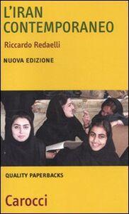 Libro L' Iran contemporaneo Riccardo Redaelli