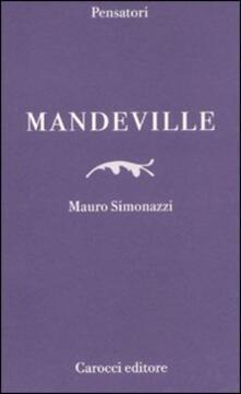 Mandeville -  Mauro Simonazzi - copertina